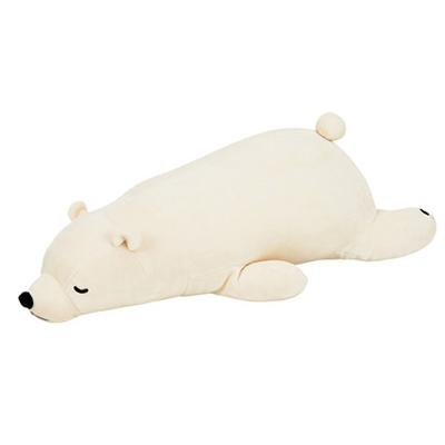 日本XXX北极熊毛绒玩具大
